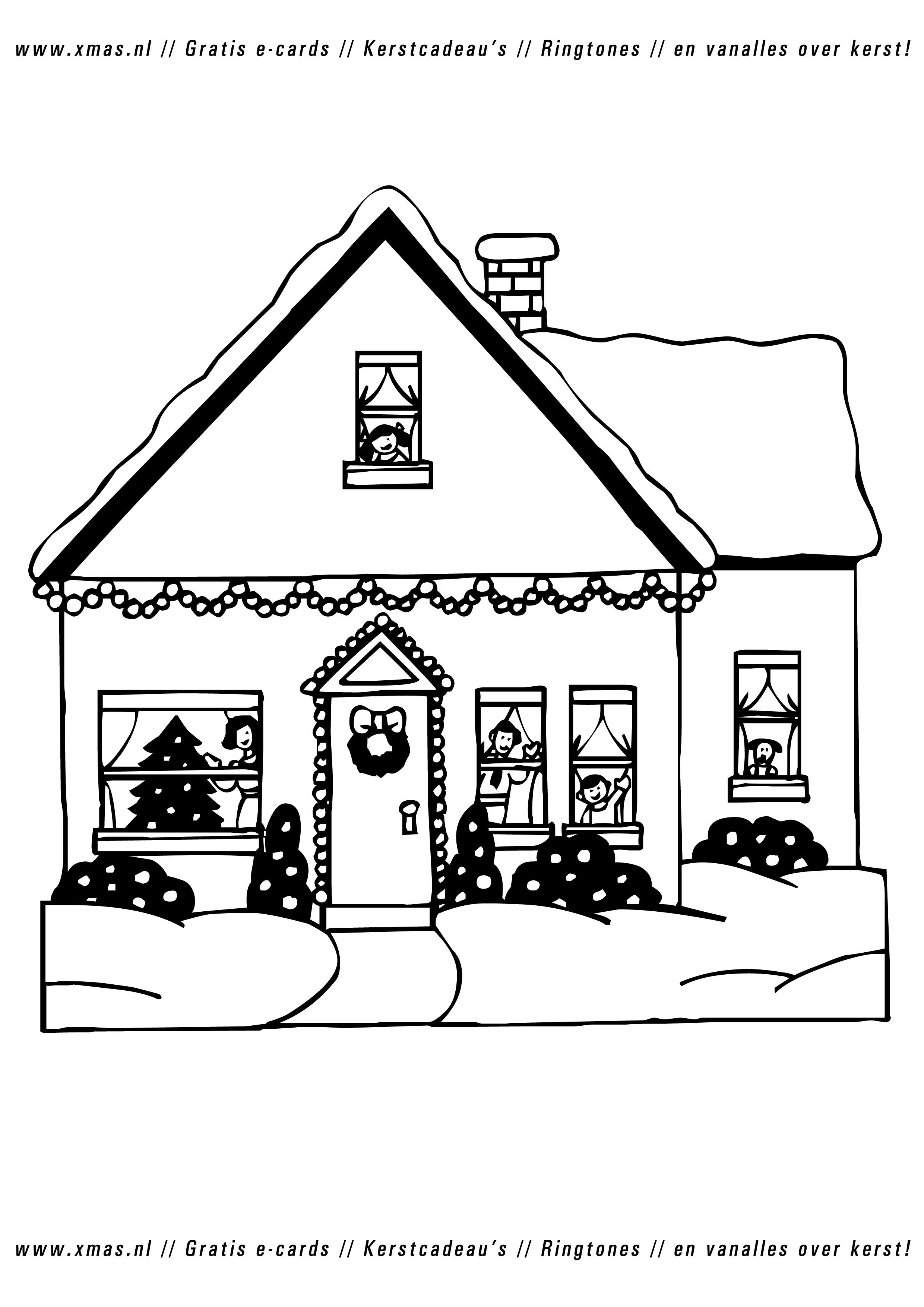 Kleurplaten Kerstmis Afdrukken.Xmas Nl Kerstmis Gratis Kerstkaarten Kerstevenementen